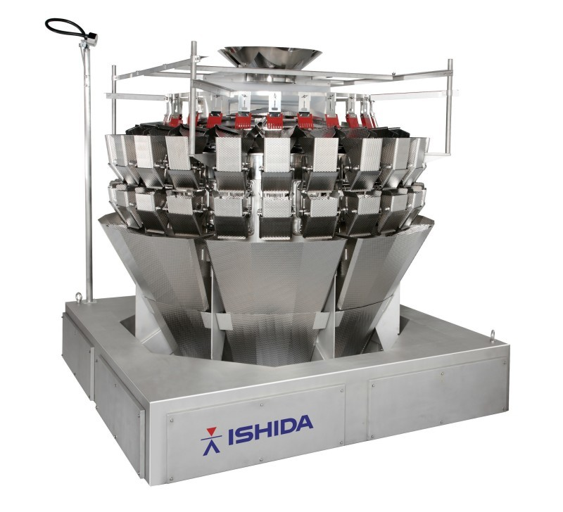 Advanced Technology enhances Ishida mid-range Weighers