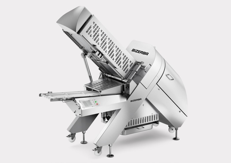 Slicing, Weighing, Stacking: The A560 and A660 Industrial Slicers from Bizerba