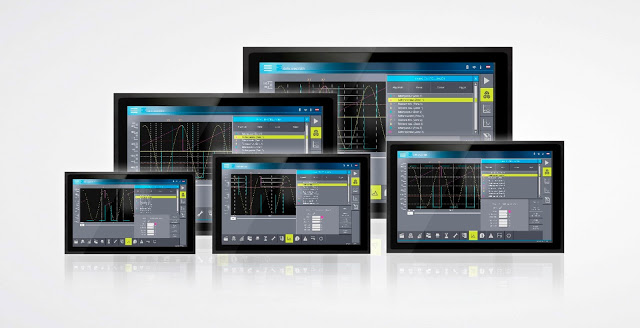Multi-touch in Widescreen Format: The modular ETT Panels from SIGMATEK