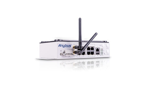 New Anybus Switches and Wireless Routers open the door to the wireless infrastructures of the future