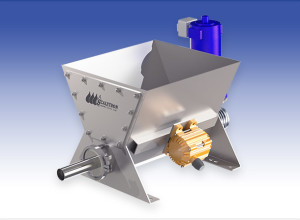 New Full-Featured Volumetric Feeder from Scaletron Industries