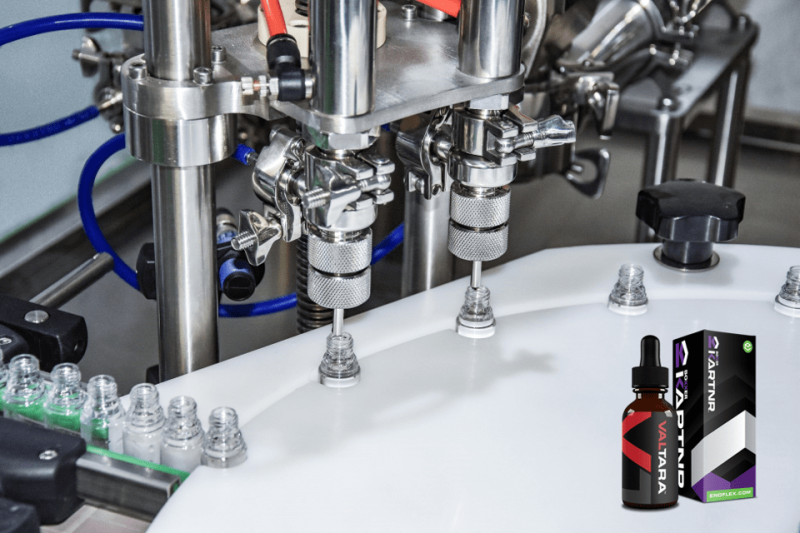 ValTara Introduces New Bottle Filling System With Dropper