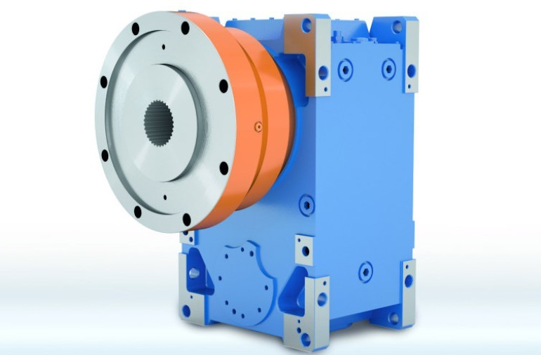 Extruder Flange Options Extend Versatility of NORD MAXXDRIVE Industrial Gear Units