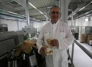 Ishida Weigher gently supports Confiserie Bosch's growth
