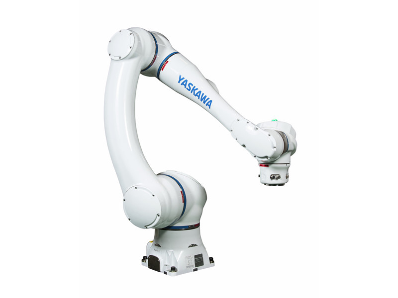 Yaskawa Motoman HC20XP Human-Collaborative Robot Offers 20 kg Payload for a Wide Variety of Tasks