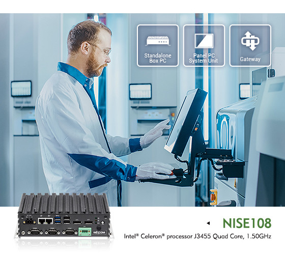 Efficiency Meets Practicality with NEXCOM Industrial Gateway