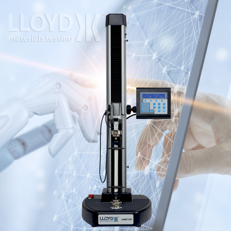 Materials Testing Just Got Much Faster with Lloyd Instruments