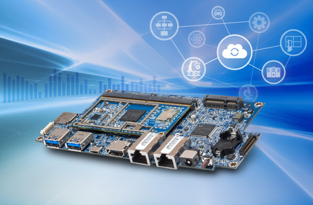 VIA Launches VIA SOM-9X20 Featuring Qualcomm® Snapdragon™ 820 Embedded Platform