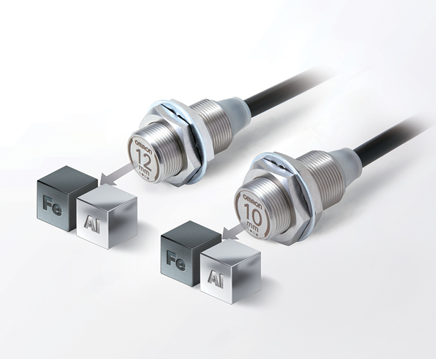 New E2EW Series proximity sensors from Omron feature IO-Link and world's longest sensing range