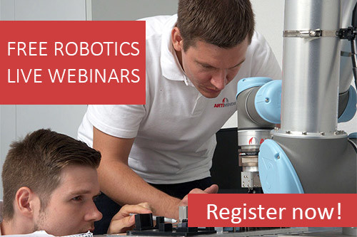 ArtiMinds Live webinar: Automating with robots - 5 tips for a fast, flexible and future-proof robot deployment