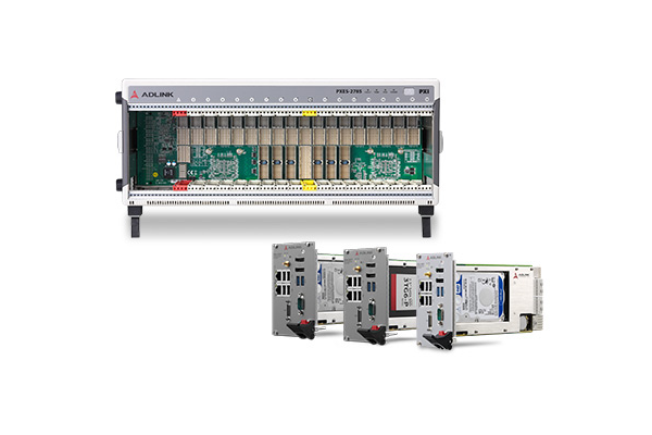 ADLINK to Present Full Spectrum of PXIe Gen3 Performance Options for All Types of Test and Measurement Applications