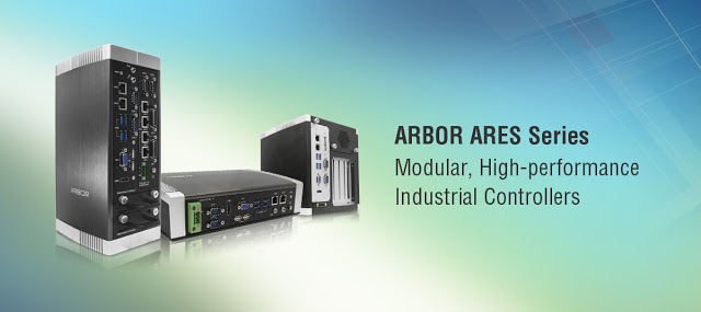 ARBOR Introduces the ARES-1970 line of Modular Box PCs for Flexible Expansions