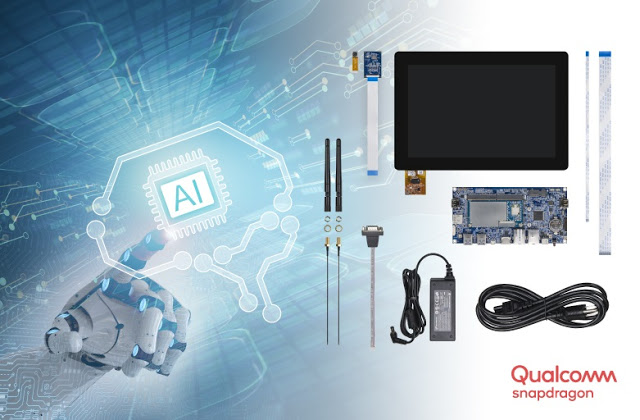 VIA Launches VIA Edge AI Developer Kit Powered by Qualcomm® Snapdragon™ 820E Embedded Platform