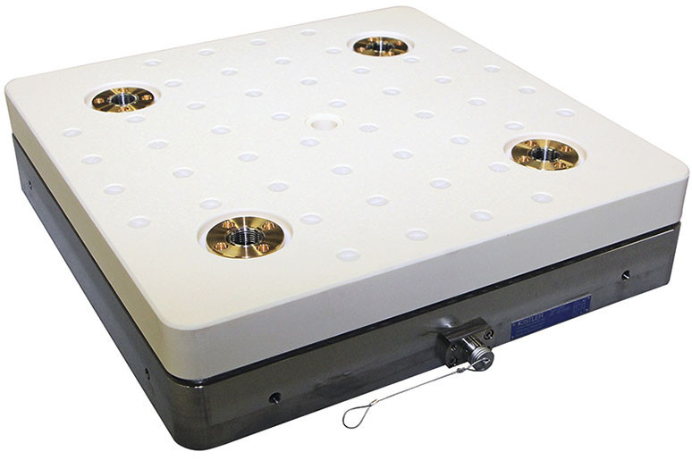 World's first dynamometers with ceramic top plates track higher-frequency micro-vibrations