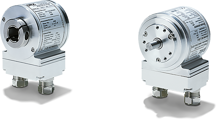 Move safely, stand safely – with the new, safe incremental encoders PSENenco from Pilz