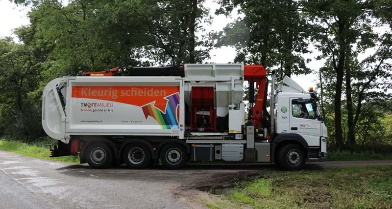 Twente Milieu chooses AMCS SaaS solution for collection of underground containers