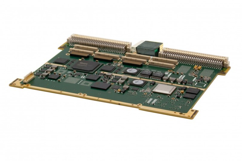 New Single Board Computer Extends Life, Updates Processing and Communications Technology, Saves Cost and Power for VXS-Based Systems