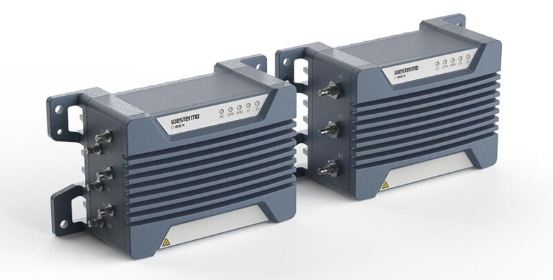 Westermo adds LTE routers to Ibex range of wireless networking solutions for rail industry