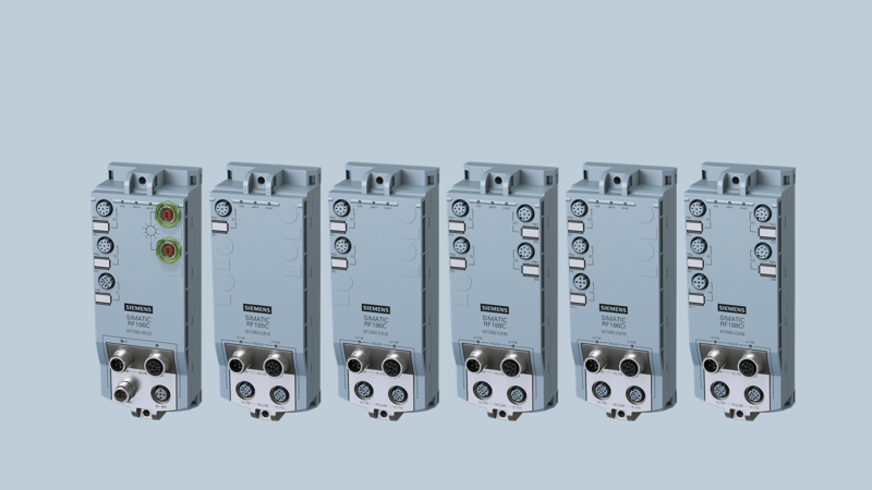 Extended functionality – Firmware update for Siemens Simatic RF100C communication modules