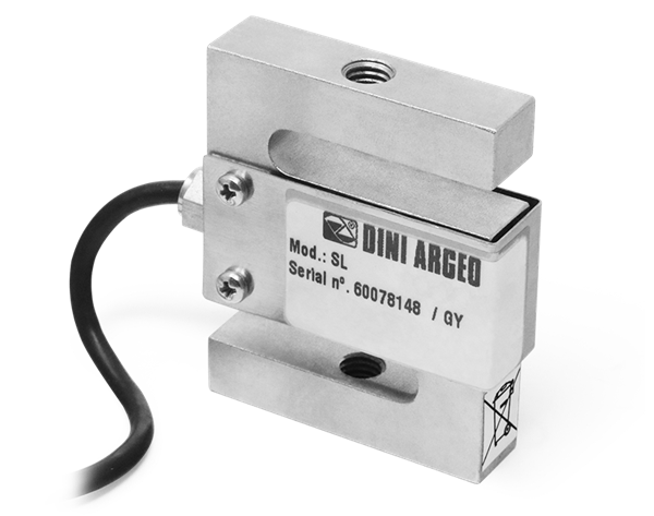 Dini Argeo's New SL Load Cells for overhead weighing