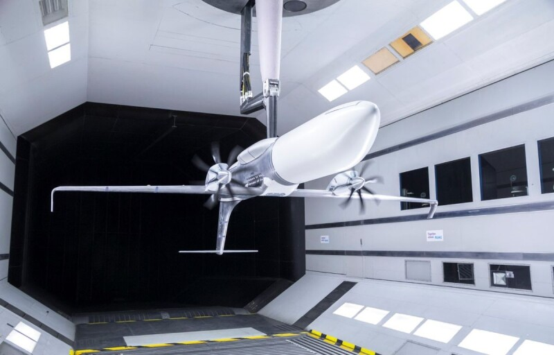 Accuracy, Stability, and Confidence: RUAG Relies on HBM Solutions in Wind Tunnels