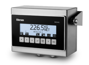 Digital weighing solutions with intelligent setup by Eilersen