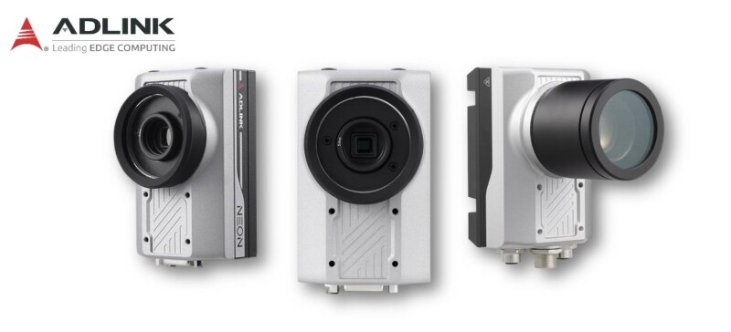 ADLINK Launches All-in-One AI-Enabled Smart Camera for Easier AI Machine Vision Deployment