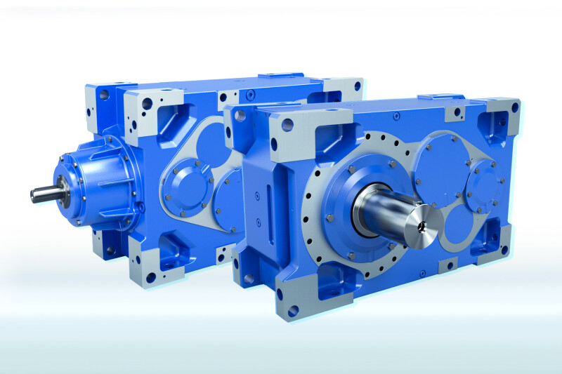 NORD MAXXDRIVE® Industrial Gear Units: Ideal for Heavy-duty Applications