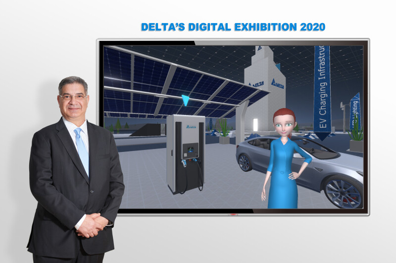 Delta Launches New Energy-Efficient Solutions for 5G and IoT Edge Computing, e-Mobility and Smart Manufacturing at its Digital Exhibition