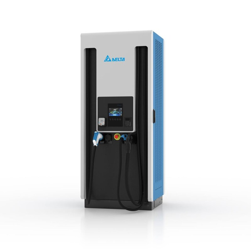 Delta Launches 200kW Ultra Fast Electric Vehicle (EV) Charger in EMEA