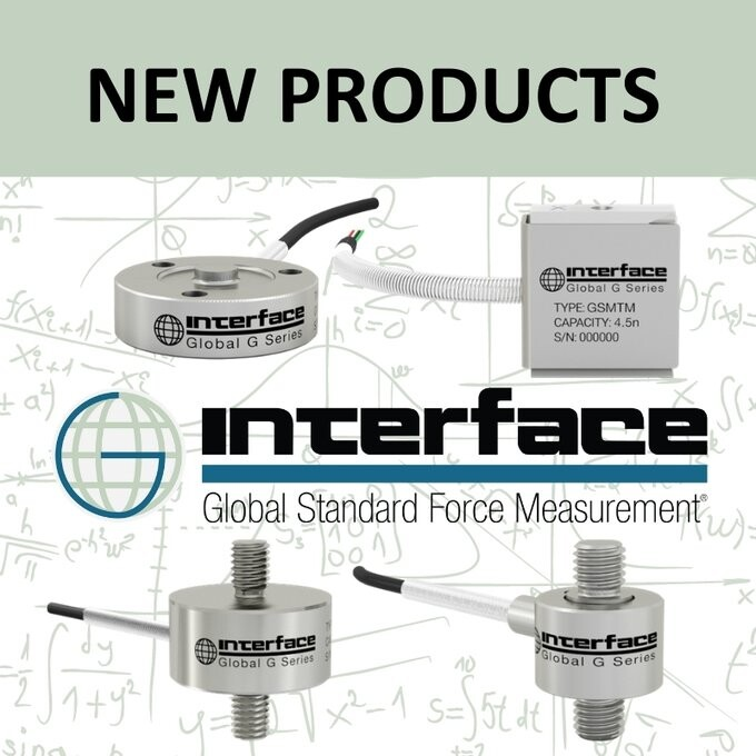 Interface Launches Global G Series for International Markets