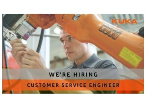 Job Offer by KUKA - Customer Service Engineer