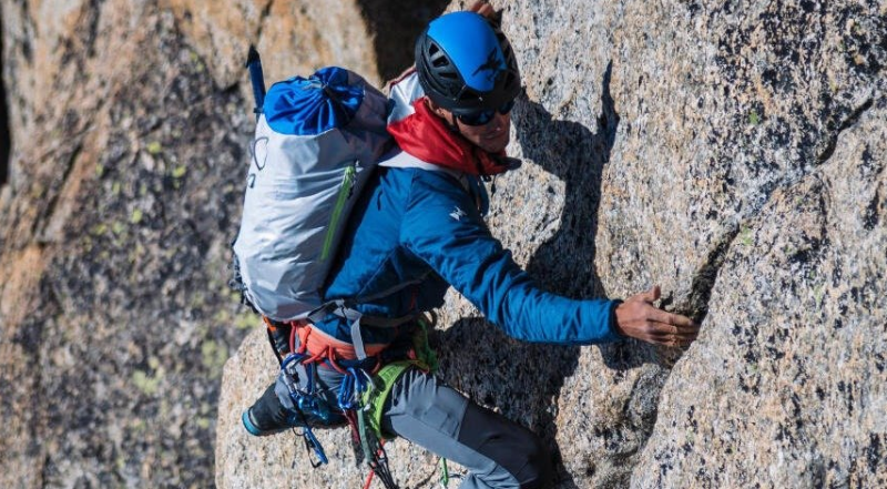 Simond (Decathlon) Uses the Force of HBK Transducers to Develop More Reliable, Safer Mountain Climbing Equipment