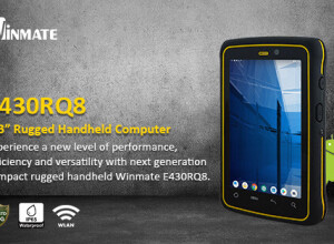 Winmate's Next Generation E430RQ8 Rugged Handheld Computer with Qualcomm® Snapdragon™ 660