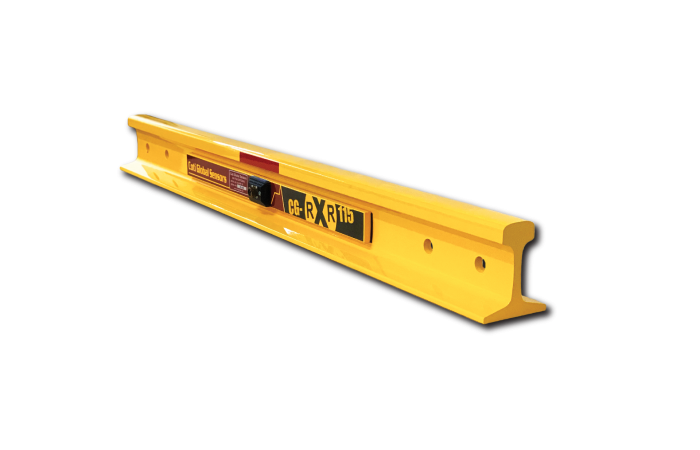 Coti Global Sensors Manufacturing's new CG-RXR Rail Weighing System