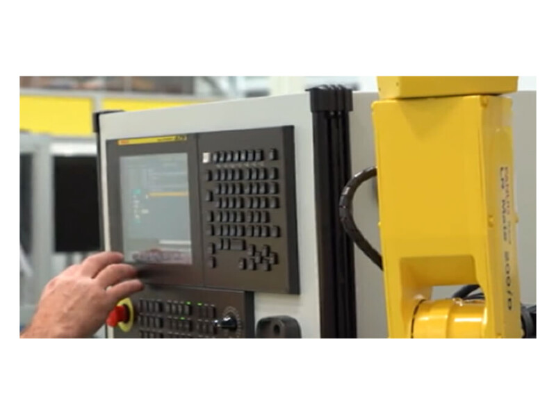 FANUC CNC and Robotics Integration Simplifies Operations