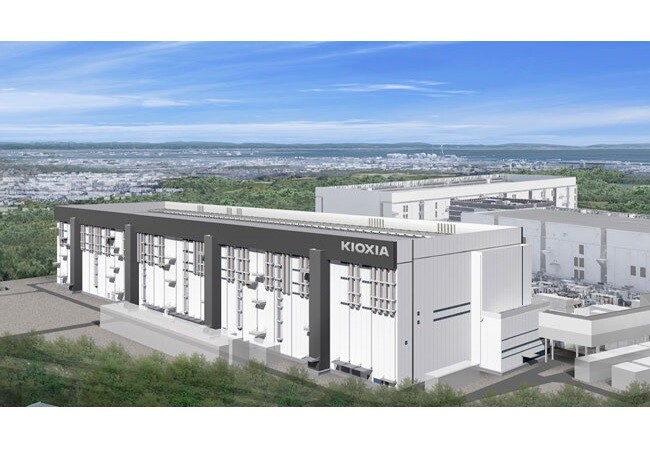 Kioxia Commences Construction of New Fabrication Facility at Yokkaichi Plant to Support Sixth-Generation 3D Flash Memory Production