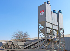 Cemco's Concrete Batch Plants Utilizing Cardinal Scale Products Integrate Technology and Portability