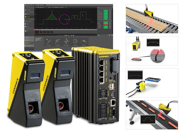 Cognex Introduces the In-Sight Laser Profiler for Highly Accurate Part Dimension Verification