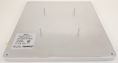 Used Product for Sale - Times-7 SlimLine A5010 Circular Polarized UHF RFID Antenna (Sold)