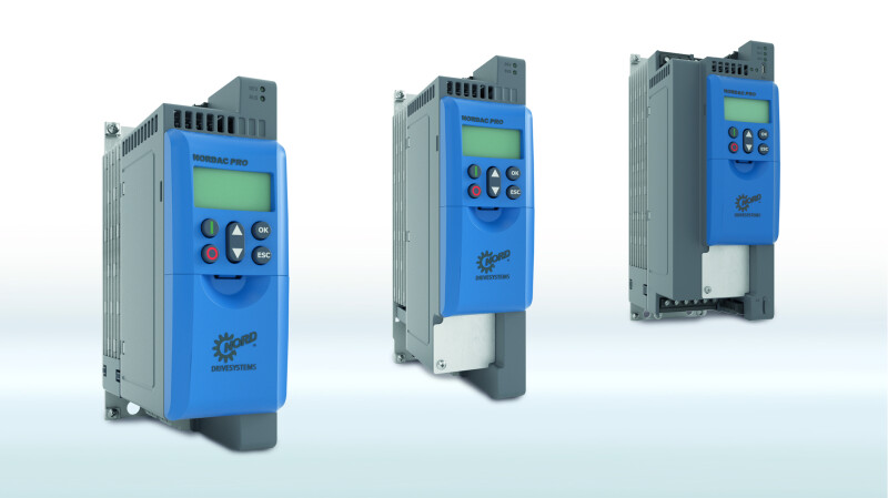 NORDAC PRO SK 500P: The Latest Generation of Control Cabinet Inverters