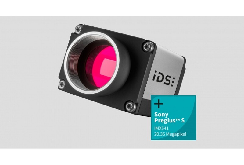 Fourth Generation of Sony CMOS Sensors - uEye SE Sets New Standards with Pregius S