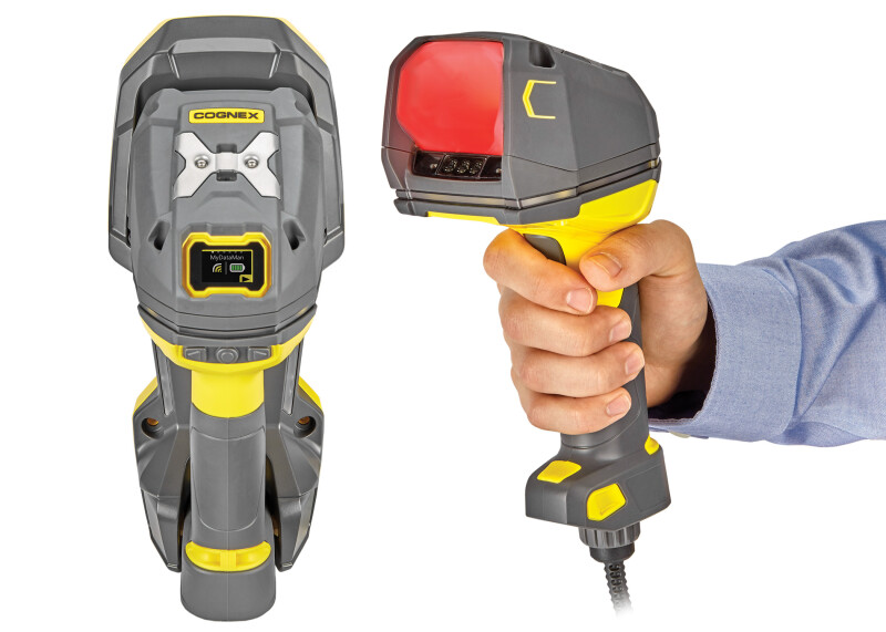 Cognex Introduces Next Generation of High-Performance Handheld Barcode Readers