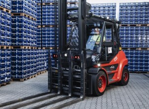 Cognex Image-Based Barcode Readers in Flensburger Brewery's Logistics Center