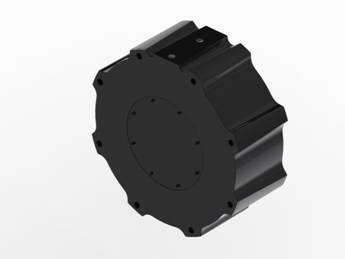 Nexen Group's New High Torque, Zero Backlash Brake for Indexing and Positioning Systems