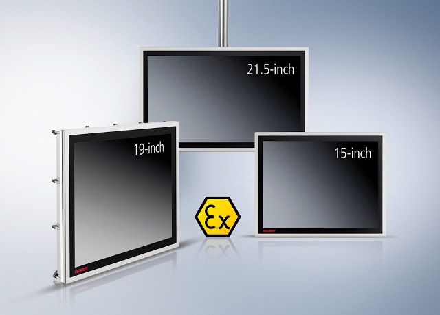 PC-Based Control for the process industries: CPX series Control Panels for use in Hazardous Areas