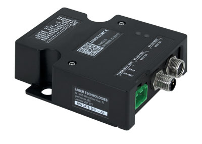 Zaber Technologies' New X-MCA Series of High Resolution, Space-Saving Stepper Motor Controllers