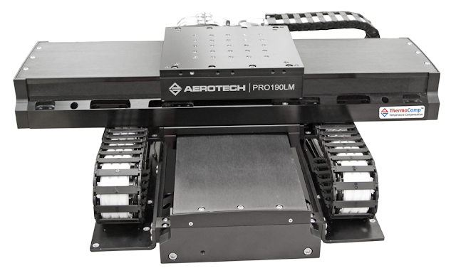 Aerotech ThermoComp - The Complete Mechatronic Solution to Thermal Errors