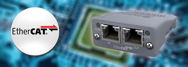 Anybus CompactCom 40 now has functionality to support the EtherCAT Semiconductor Device Profile