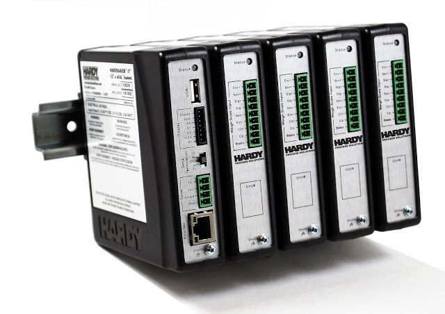New Version of Hardy HI 6600 Modular Sensor System for PROFIBUS®-DP